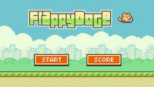 imagen Descarga Flappy Doge, el juego que te hará olvidar Flappy Bird