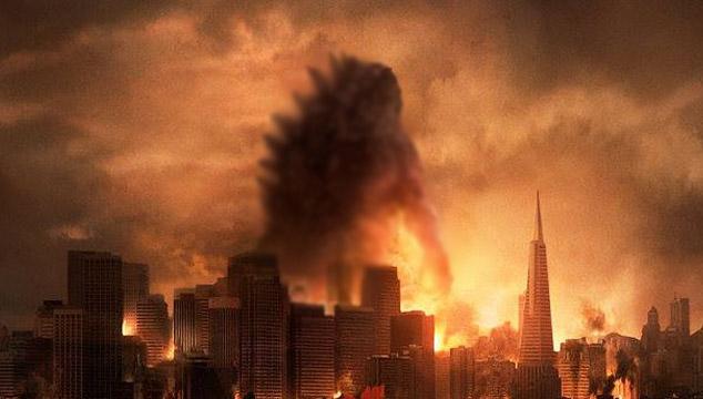 imagen Ya Godzilla se puede ver en el nuevo póster de 'Godzilla 3D'