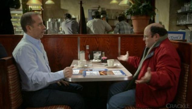 imagen Jerry Seinfeld y George Costanza se reúnen para el Super Bowl (VIDEO)