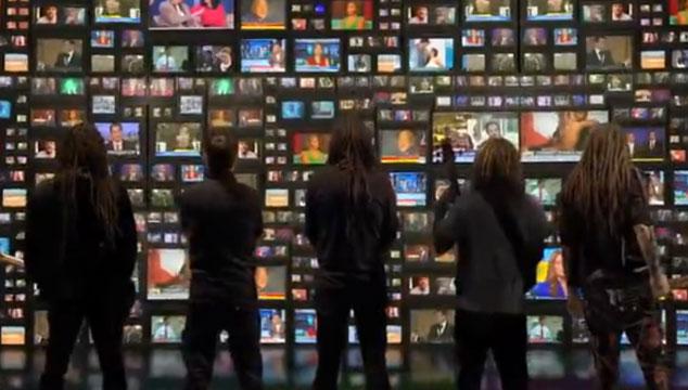 imagen Korn critica a Miley Cyrus, Justin Bieber, Kanye West, Snowden, Putin y Obama en su nuevo video