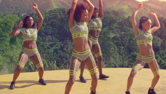 """imagen Major Lazer estrena el videoclip de """"Lose yourself"""""""