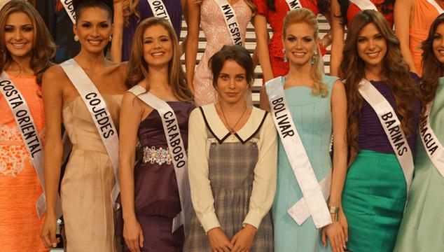 imagen Un reportaje de la BBC muestra cómo se preparan las candidatas del Miss Venezuela (VIDEO)