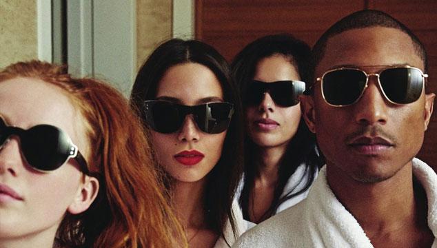 imagen Escucha 'G I R L', el nuevo disco de Pharrell con colaboraciones de Justin Timberlake, Daft Punk y más
