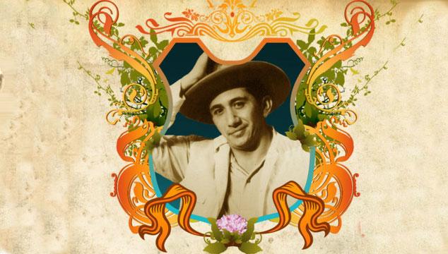 imagen Escucha y descarga el disco de remixes a Simón Díaz