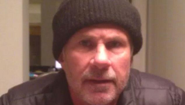 "imagen Baterista de Red Hot Chili Peppers amenaza a Will Ferrell: ""Deja de hacerte pasar por mi"""