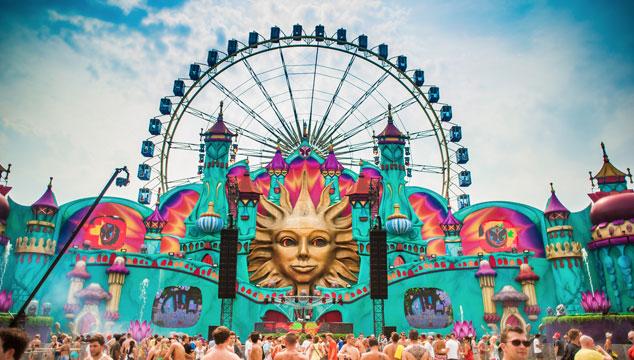 imagen ¿Un Tomorrowland en Sudamérica?