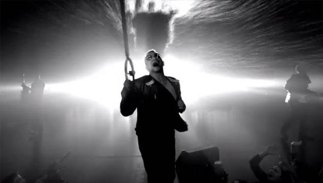"""imagen U2 estrena el videoclip de """"Invisible"""""""