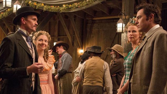imagen Nuevo tráiler de 'A Million Ways to Die in the West', la nueva película de Seth MacFarlane