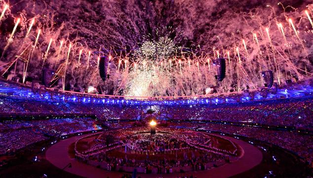 imagen Los 5 openings más increíbles en la historia de las Olimpiadas