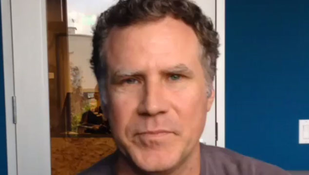 imagen Will Ferrell admite (por fin) que es el baterista de los Red Hot Chili Peppers (VIDEO)