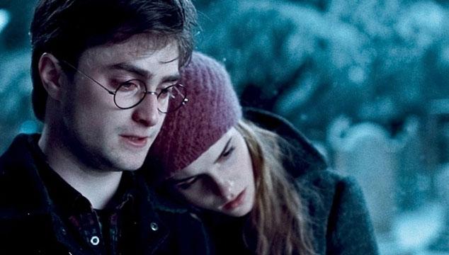 imagen J. K. Rowling confiesa que Harry Potter y Hermione tenían que haber terminado juntos