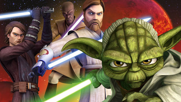 imagen Tráiler de la sexta temporada de 'Star Wars: The Clone Wars'