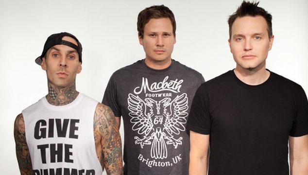 imagen Blink-182 está grabando demos de su nuevo disco (FOTO)