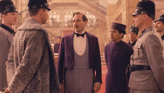 imagen Escucha la banda sonora original de 'The Grand Budapest Hotel' de Wes Anderson