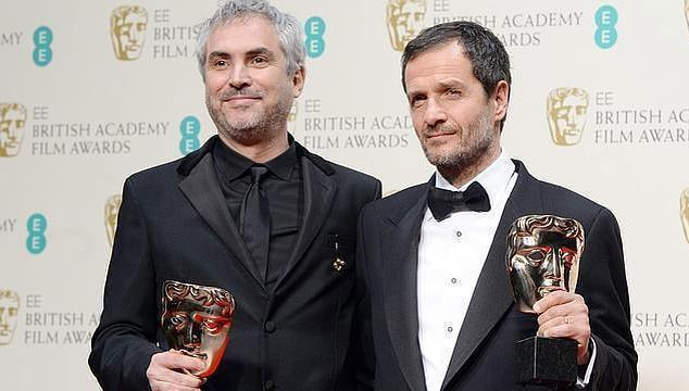 imagen 'Gravity' triunfa en los premios BAFTA 2014