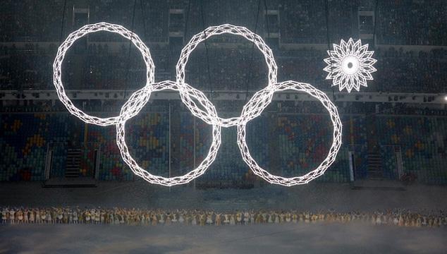 imagen El fail en el opening de los Juegos Olímpicos de Invierno Sochi 2014 (FOTO)