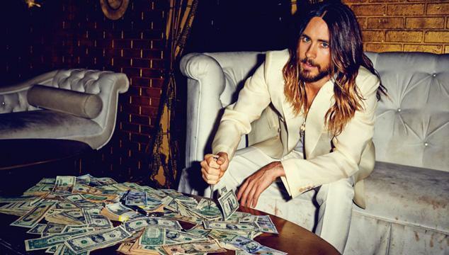 imagen Jared Leto formal y sexy para la revista Flaunt (FOTOS)