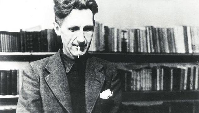 imagen Orwell y el Totalitarismo, por Daz Medrano