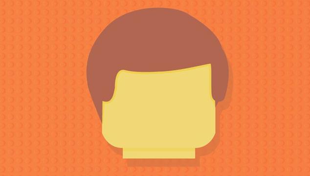 imagen Nuevos y minimalistas posters para 'The Lego Movie'
