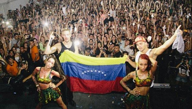 imagen Diplo se solidariza con Venezuela y los estudiantes (FOTO)