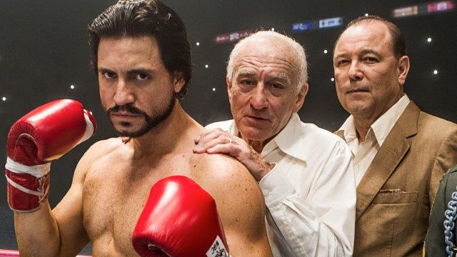 imagen Primeras fotos de 'Hands of Stone', nuevo film de Edgar Ramírez y Robert De Niro