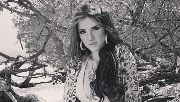 imagen Falleció Génesis Carmona, Miss Turismo Carabobo 2013
