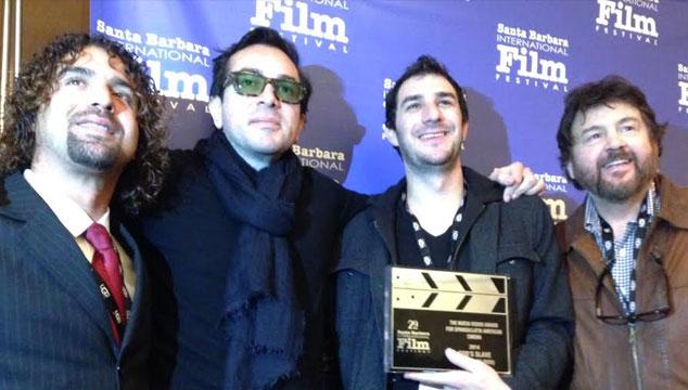 imagen 'Esclavo de Dios' gana premio a mejor película iberoamericana en el Festival de Cine de Santa Bárbara