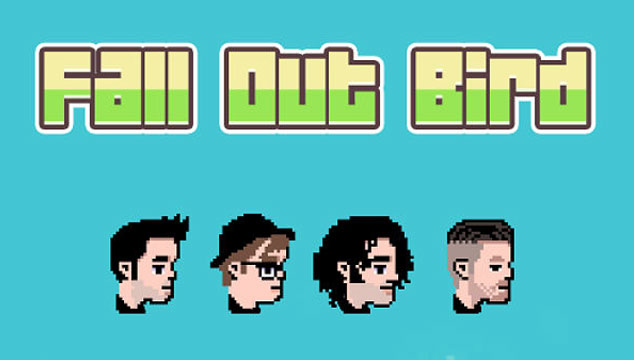 imagen Fall Out Boy lanzará su propia versión de Flappy Bird, 'Fall Out Bird'