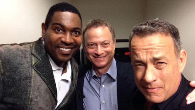 imagen La reunión de los protagonistas de 'Forrest Gump' en una selfie (FOTO)