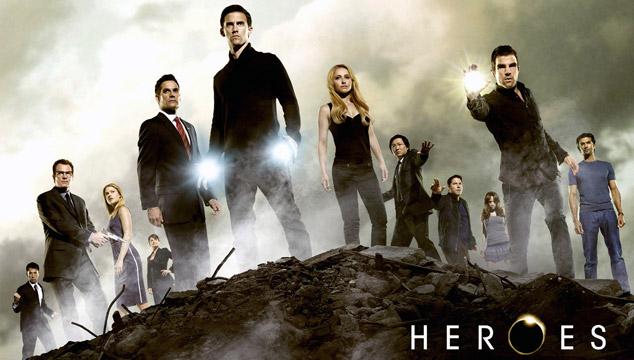 imagen La serie 'Heroes' regresa a la televisión como 'Heroes Reborn'