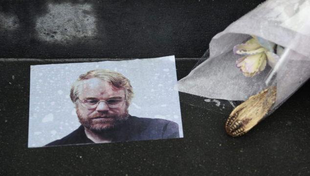 imagen Cuatro personas fueron detenidas en las investigaciones por la muerte de Philip Seymour Hoffman