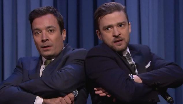 imagen Jimmy Fallon y Justin Timberlake repasan nuevamente la historia del rap (VIDEO)