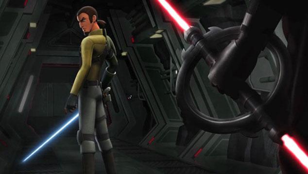 imagen Dos teasers de 'Star Wars Rebels', la nueva serie de Disney