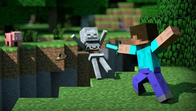 imagen El videojuego 'Minecraft' se prepara para llegar al cine