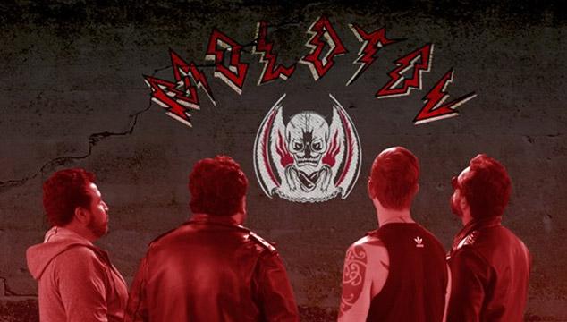 """imagen Molotov estrena """"Ánimo delincuencia"""", el primer adelanto de su nuevo disco"""