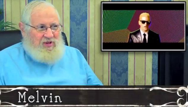 imagen Así reaccionan los ancianos a la música de Eminem (VIDEO)