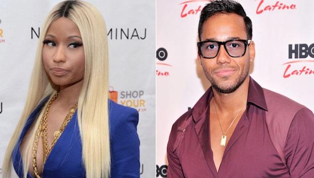 """imagen Nicki Minaj canta en español en el nuevo tema de Romeo Santos, """"Animales"""""""