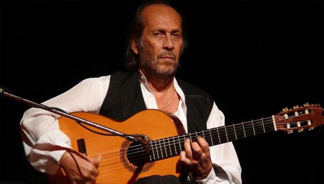 imagen Falleció el guitarrista español Paco de Lucía