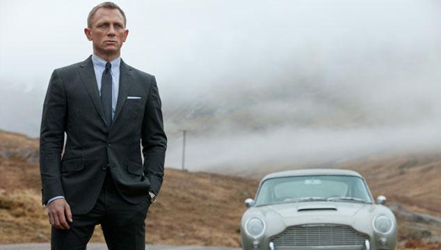 imagen La nueva película de James Bond se empezará a grabar en Octubre