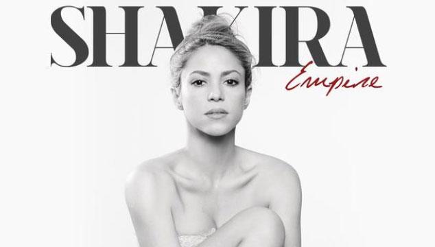"""imagen Shakira le desea paz a Venezuela y estrena nuevo tema: """"Empire"""""""