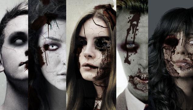 imagen Así se verían tus músicos favoritos si fueran zombies (FOTOS)