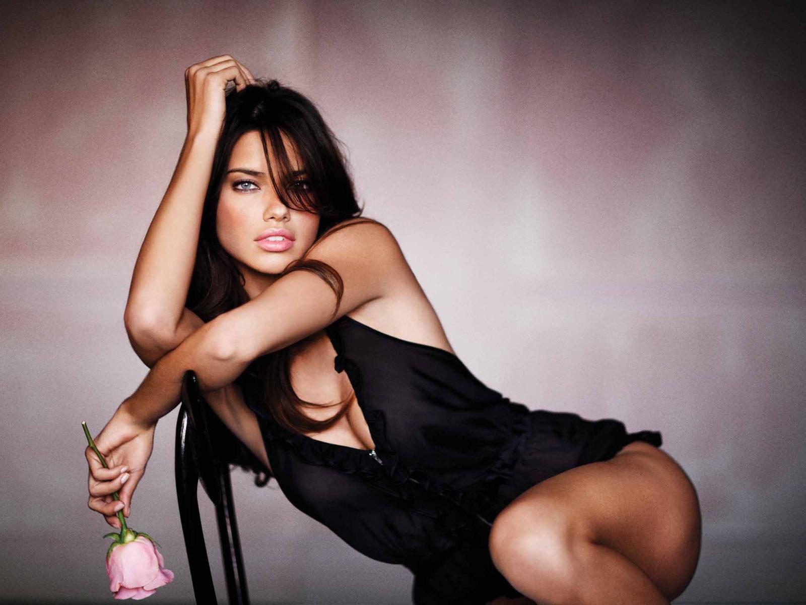 Adriana lima sexy Bilder