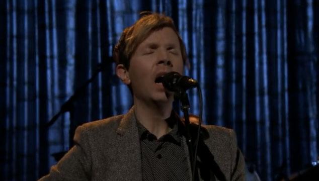imagen La genial presentación de Beck en 'The Tonight Show' (VIDEOS)
