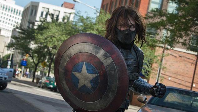 imagen Nuevo spot televisivo de 'Captain America: The Winter Soldier'