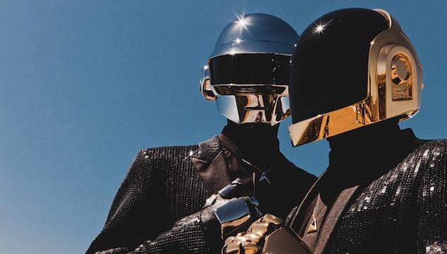 """imagen Escucha """"Computerized"""", la colaboración entre Daft Punk y Jay Z"""