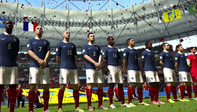 imagen Tráiler del videojuego de FIFA para el Mundial de Brasil 2014 (VIDEO)