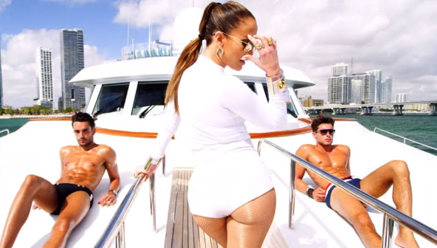 "imagen ""I Luh Ya Papi"", nuevo video de Jennifer López"