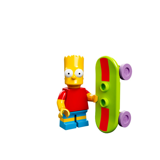 Simpsons-Lego-Minifigures-Bart
