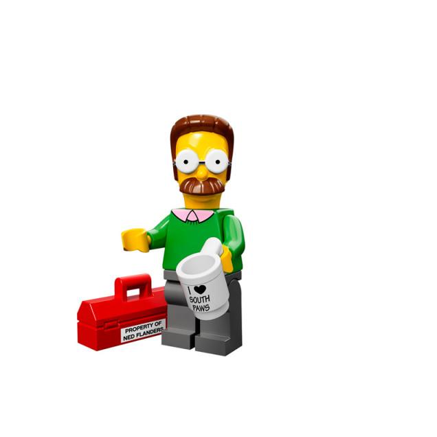 Simpsons-Lego-Minifigures-Flanders