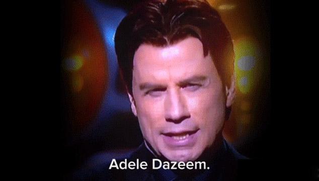 imagen John Travolta hizo el mayor FAIL de los Oscars 2014 (VIDEOS)